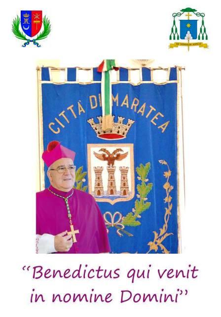 Mons. Vincenzo Orofino a Maratea